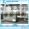 12-12-6 bouteille en plastique du modèle de l'eau, le plafonnement de remplissage de Lavage 3à1 la machine