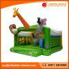 子供(T1110)のための2018安い膨脹させたおもちゃかジャングルのMoonwalkの膨脹可能な警備員