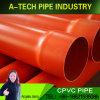 中国の製造所地下CPVCの管および管付属品