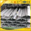 Extremidade em T Extrudada em alumínio com perfil de alumínio T para indústria