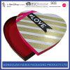 Rectángulo de regalo caliente del papel del té del caramelo de chocolate de la tarjeta del día de San Valentín de la venta