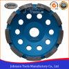 125mmの石のための単一の列のコップの車輪