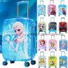 De nieuwe Bevroren Koffer van de Reis van de Bagage van het Jonge geitje van Elsa & Anna Rolling