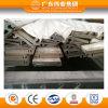 Haut de page d'usine chinoise en alliage aluminium finition usine profil extrudé