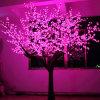 Adornos de Navidad LED luz del árbol