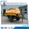 Distributeur mobile d'asphalte en style remorque