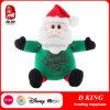 Speelgoed van de Kerstman van de Pluche van de douane het Zachte Gevulde voor Kerstmis