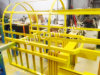 Система поручня Gfrp, трапы кабеля стеклоткани, Anti-Slip трапы Glassfiber