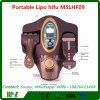 Carrocería portable 2017 de Hifu de la aprobación del Ce que adelgaza la carrocería del rodillo del vacío que forma la máquina Mslhf09