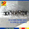 Eixo de manivela de Ec210b Ec240 Ec240blc D6e do jogo do motor