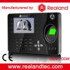 Sistema biométrico de la atención del tiempo de la huella digital del OEM (A-C081)