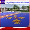 学校によって球公園のSporingの使用される安全なフロアーリングのためのプラスチック床