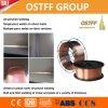 Alambre de soldadura de MIG del CO2 de la fabricación de China Er70s-6 para la fabricación del marco