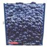 A impressão de mirtilo tecidos PP Sacola de Compras (GX061)