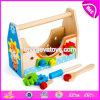 Комплект инструмента W03D084 малыша воспитательной игры малышей нового продукта установленный деревянный