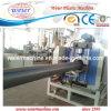 Ligne en plastique de machine d'extrusion de conduite d'eau de HDPE