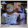 휴일 상점가 크리스마스 훈장 3D LED 주제 눈사람 빛
