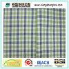 Poliéster Bamboo Blending Fabric com Plaid