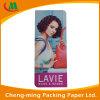 L'abitudine copre il contenitore rotondo impaccante di cartone di Eco della maglietta del tubo del documento per l'imballaggio dei vestiti