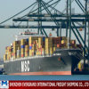 Overzeese van Guangzhou Vracht die aan Mexico verschepen