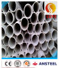 Tubo/tubo de acero inoxidable ASTM 304 Ampliamente utilizado en la industria alimentaria