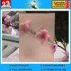 3-12mm rosafarbenes bereiftes Glas mit AS/NZS2208: 1996
