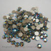 Diamante negro Ab del Rhinestone cristalino de la alta calidad ningún Hotfix