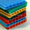 Les panneaux de carton ondulé en plastique