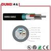 Cable de fibra óptica de la cinta al aire libre de Gydta de la fábrica para la red