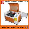 高精度衣服を作るための木製レーザーの彫版の打抜き機