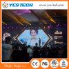 임대료를 위한 Yestech 풀 컬러 실내 P3.91 발광 다이오드 표시 또는 단계 또는 사건