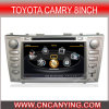 Автомобиль DVD для Toyota Camry 8inch с интернетом Dual Core 1080P V-20 Disc WiFi 3G набора микросхем A8 (CY-C064)