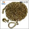 Chaîne de transport à haute résistance de chaîne du frottement G70 avec le crochet