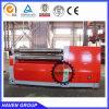 Machine hydraulique W12S-8X4000 de formation et de roulement en métal de quatre rouleaux
