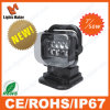 Nieuwste Product in 2014! 50W 4000lm LED Searching Light met CREE Chips, 7inch 10-30V LED 50W Afstandsbediening Lights