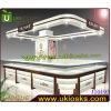 2014년 중국제 White Jewelry Kiosk, Jewelry Kiosk Design, High Quality (j10193)를 가진 Mall에 있는 Sale를 위한 Jewelry Kiosk
