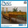 3 Aanhangwagen van de Aanhangwagen van assen 40FT Flatbed Flatbed Semi