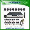 1/3 CCTV Kit (BE-9608H8ID42) de Sony 420tvl 8CH Standalone DVR