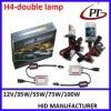Kit OCULTADO 4300k OCULTADO xenón delgado grande H4 H4 del BI de la CA de la venta