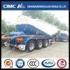 V-Type Cimc Huajun 3axle 30cbm Cement Tanker