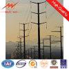 Zeile der Übertragungs-33kv elektrischer Stahlpole