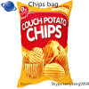 Potato ChipsのためのプラスチックBag