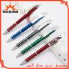 주문을 받아서 만들어진 로고 조각 (BP0173)를 위한 신형 금속 도매 펜
