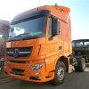 Cabeça internacional do caminhão do trator de Beiben 4X2 da tecnologia do Benz de Mercedes