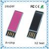 Resistente al agua epoxi Mini USB Flash Drive el logotipo del fabricante