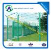 Сад высокия уровня безопасности ограждая панели ячеистой сети /PVC панели покрытые сваренные