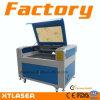 Máquina de estaca da gravura da marcação do laser do CO2 para a madeira, acrílico, tela de couro