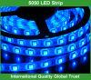 Водоустойчивая гибкая прокладка света 5050 SMD СИД