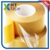 Cinta de doble cara de espesor de 0,1 mm con revestimiento de vidrio amarillo