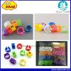 Número de laser Anéis de clip de plástico impresso